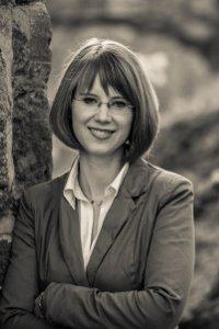 Irene Schlotter, stellv. Kreisvorsitzende, fordert schnellen Einsatz der Investitionspauschalen im Landkreis.
